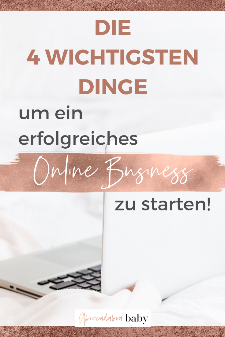 wichtigste Tipps Online Business starten Girl Boss