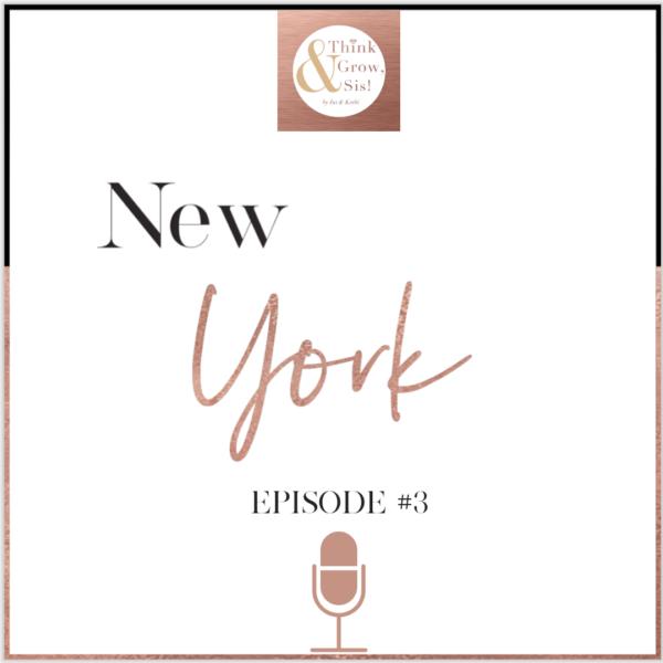 Folge#2 Enttäuscht von der Lieblingsstadt? – Das habe ich von meinem 3. New York Trip gelernt!