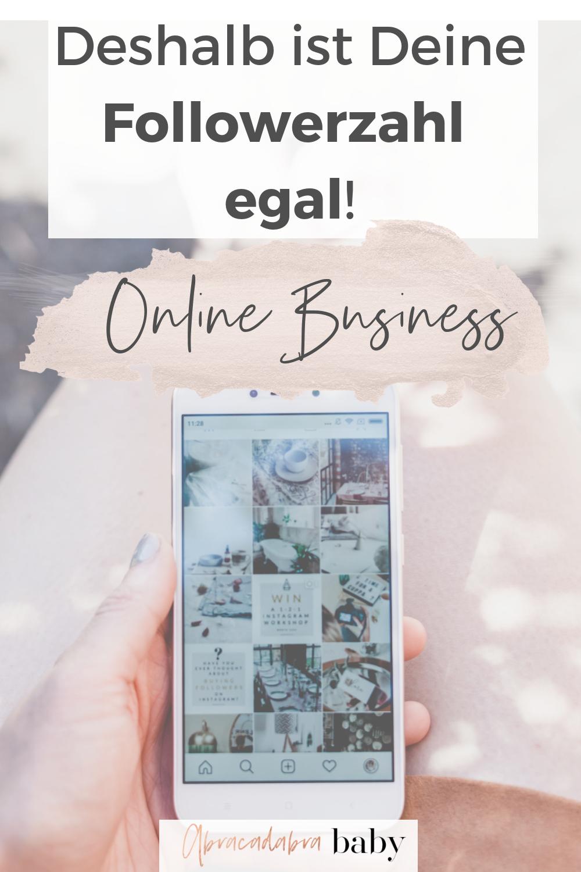 Wenig Instagram Follower sind kein Hindernis um ein Online Business zu starten und 2019 zum Girl Boss zu werden!