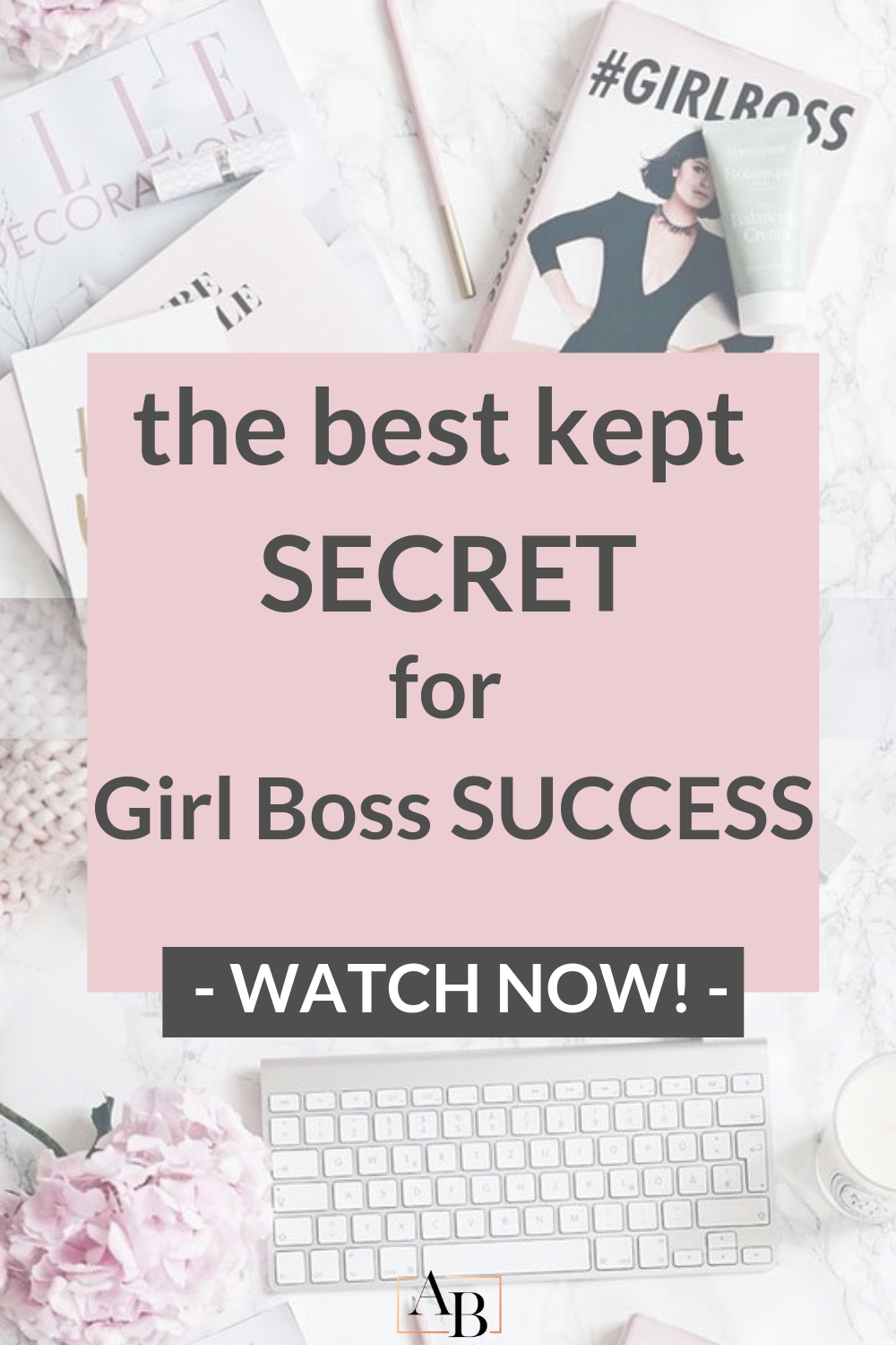 Curious how Girl Boss ladies get their mindset in the right place? Well, here is how! The best kept secret for success seams simpel, but its extremely effective! Let the magic happen!
