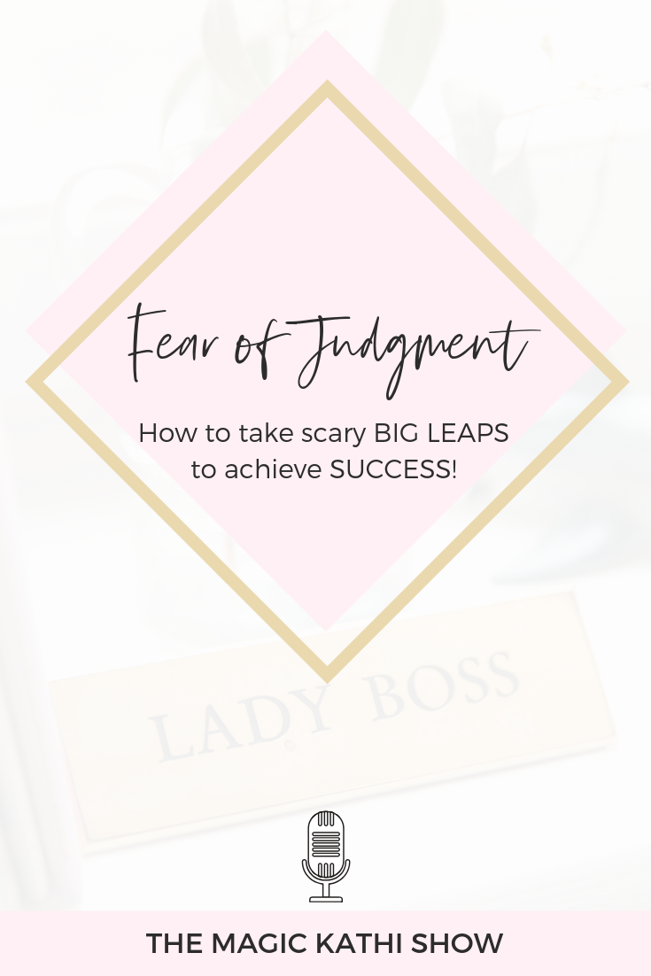 Fear of judgement is the trap of so many amazing women. It's what stops them from going after their dreams and living their best life… Have you ever hold yourself back from changing because you felt the need to justify what you do? Have you ever been scared to take big leaps because of what other people might think of you? Then this first episode of The Magic Kathi Show is for you, babe! Starting this english podcast has been a calling from my soul, but I hesitated for the longest time. I was scared it wouldn't be perfect, scared people would judge me, but you know what? I'm SO glad I didn't listen to my fears + doubts, because on this Show, we are not available for BS like that. Step into the world of Magic, Mindset, Energy Mastery and so much more. If you want a little more Magic & Success Vibes in your life, then I'm your girl. I'm so happy to take you by the hand and be with you while we create the life of our dreams.