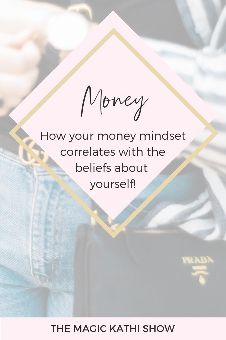How you money mindset is mirrors you abundance!