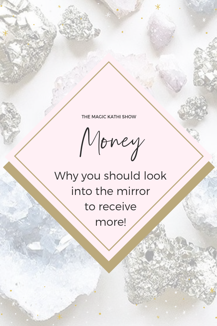 Money is your mirror: what do you see?