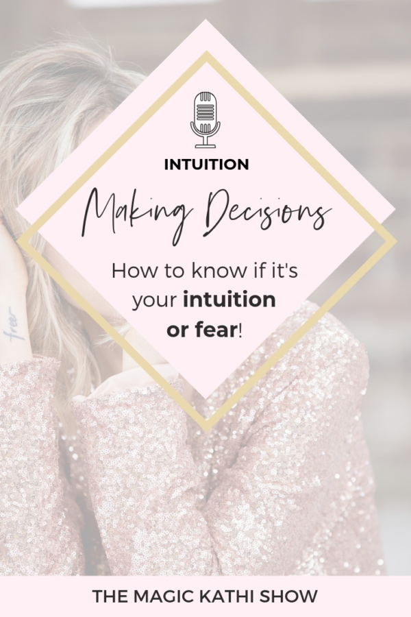 14 | Random thoughts or intuitive guidance? – How to know if it's your Intuition!