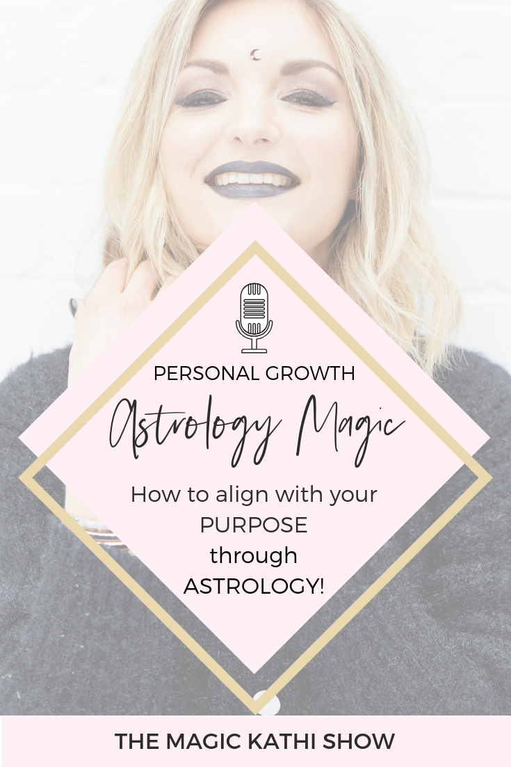 How to find your purpose with astrology: use the magic of retrograde season!