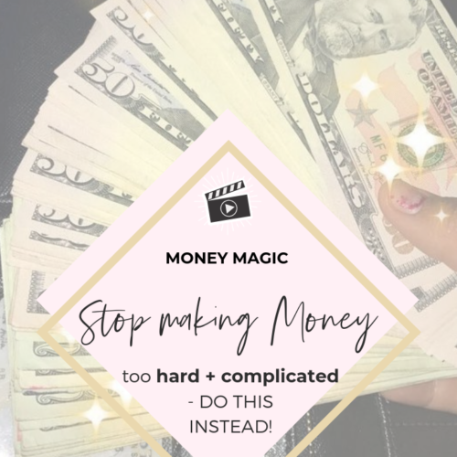 Stop trying so hard to make more Money & Do This instead! 💸| Money Mindset Shift | Abundance Secret