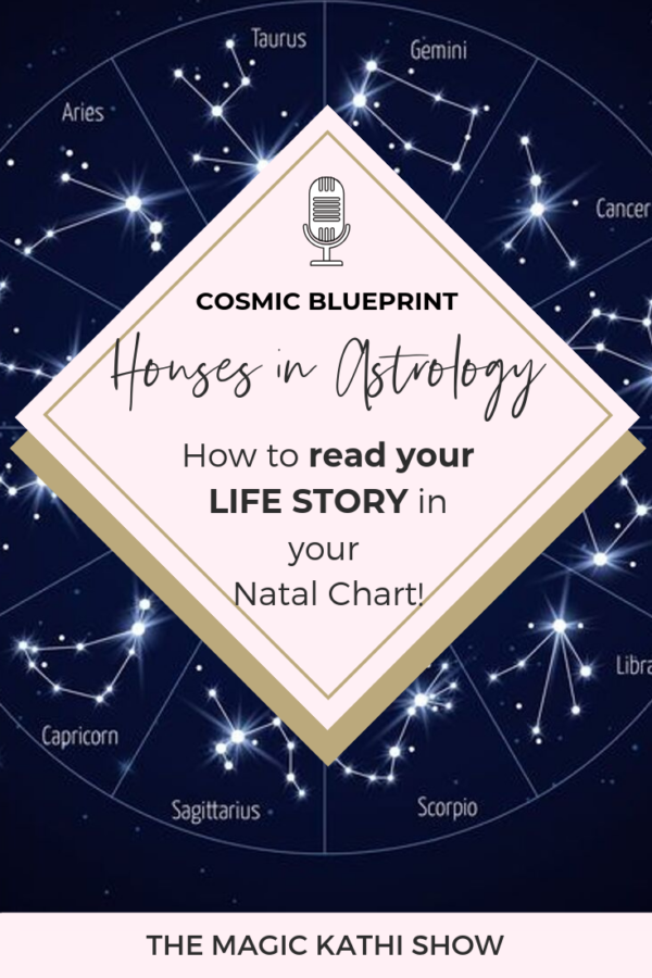 32 | Discover Your unique Life Story through the Houses in your Birth Chart! | Meaning of the Houses in Astrology