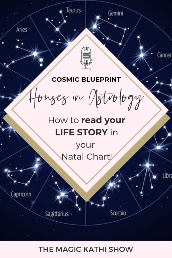 Have you ever wondered what the houses in astrology mean? They tell a story about yourself. Each and every house represents an important area of your life and tells you how these area will present themselves throughout your time here on earth. Join me in this episode to dive into your cosmic blueprint!